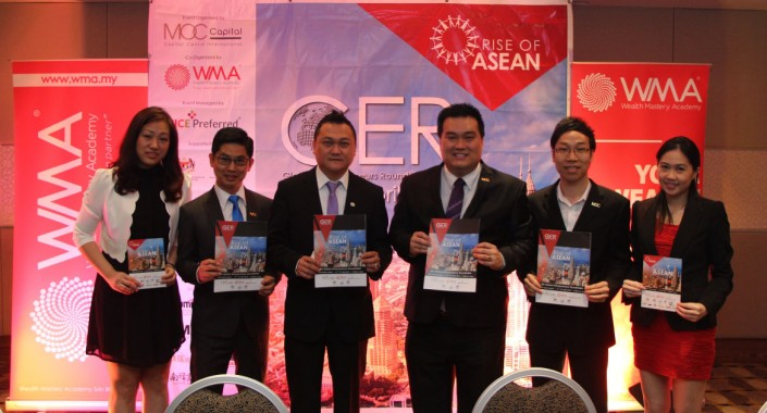 PRESS RELEASE: Rise of ASEAN Conference and the 8th Global Entrepreneur Roundtable 2015