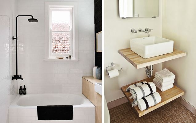 Small Bathroom Decorating Ideas On: 7 Ideas For Decorate Your Tiny Bathrooms